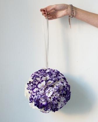 Флористический шар