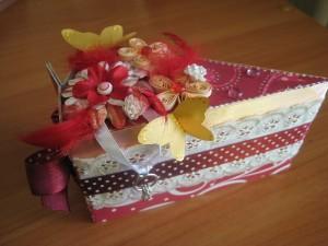 Оригинальные коробочки для сладкого