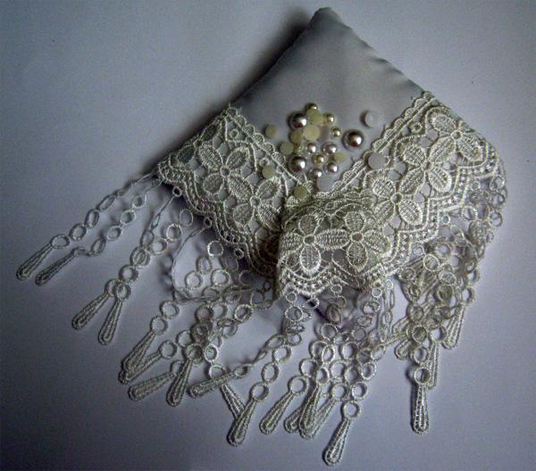 Подушка для колец