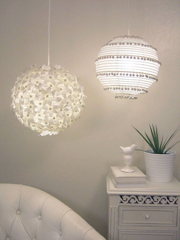Бумажные фонари