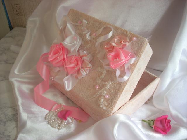 Свадебная шкатулка