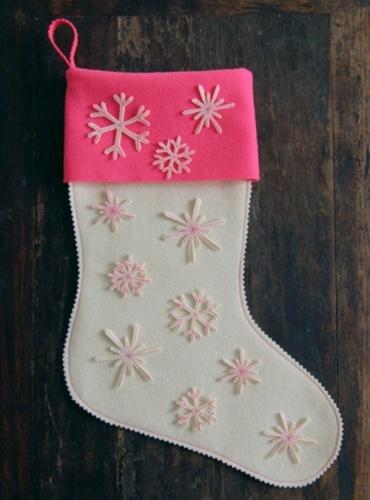 Носок для подарков