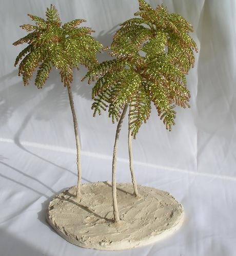 Пальма экзотическая