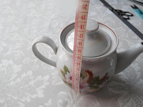 Мешочек для заварочного чайника