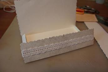 Свадебный конверт