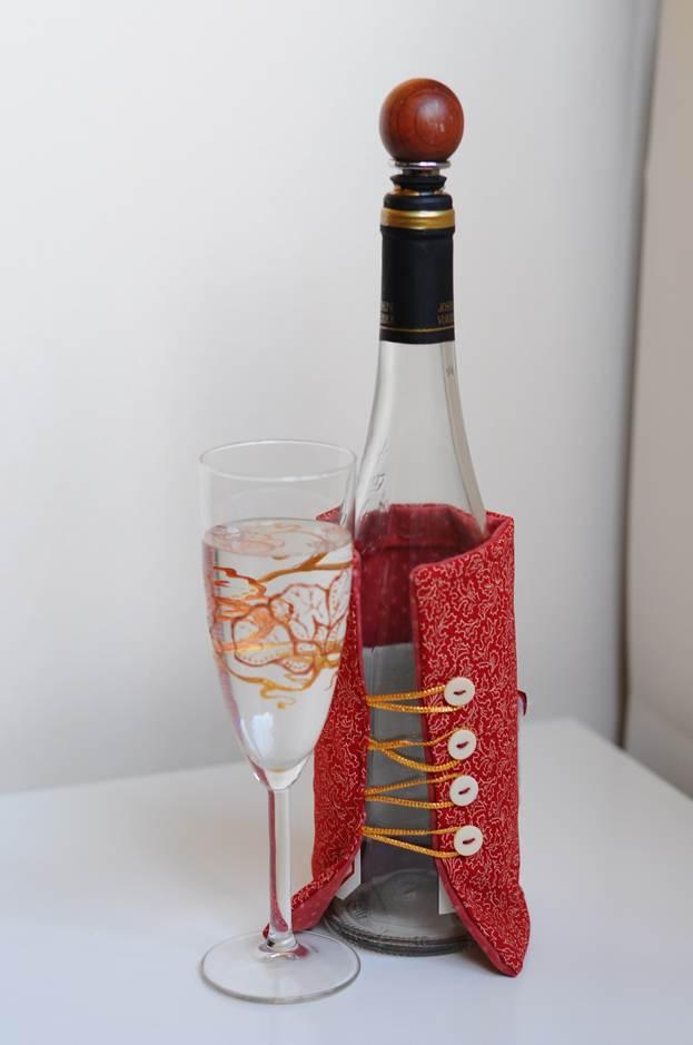 Оригинальная упаковка бутылки