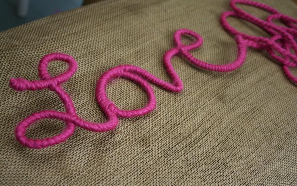 Слово любви