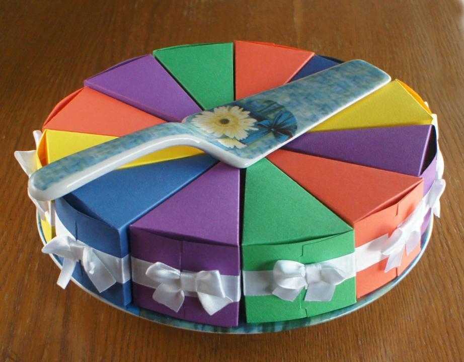 Как сделать коробку для день рождения своими руками фото 898