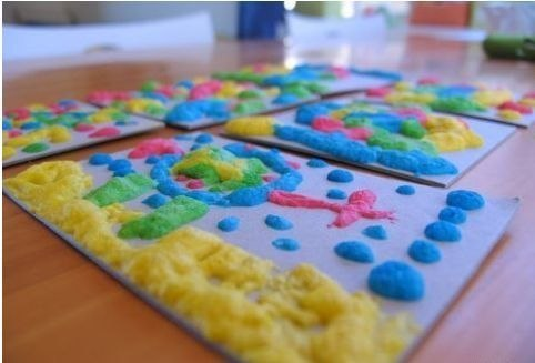 Краски для деток