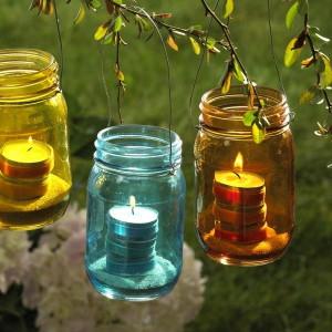Подвесные декоративные фонари